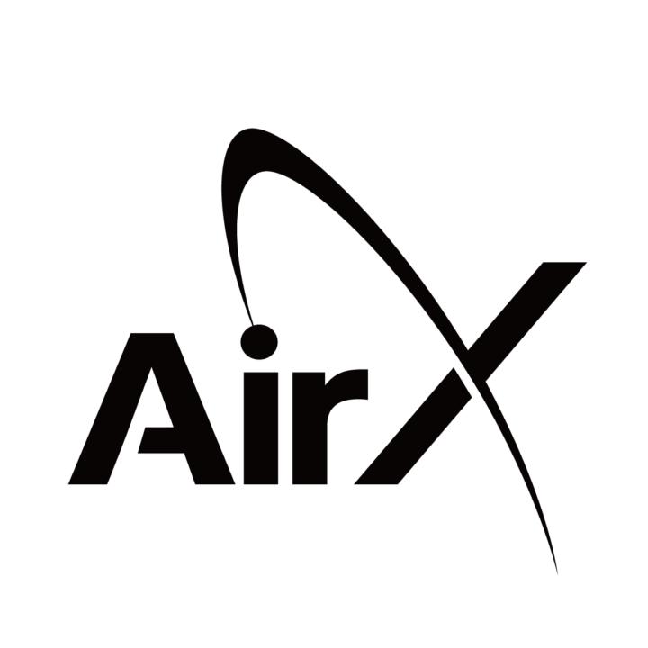 airxのロゴ