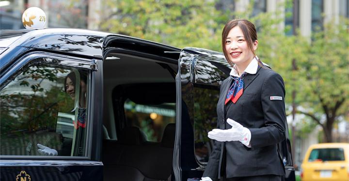 弊社キッズタクシーが紹介されました。